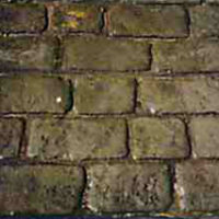 UK Cobblestone - custom concrete Calgary stamped concrete textures, designs and patterns